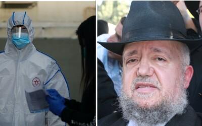 """Koronavírus je boží trest za gay pride pochody"", vyhlásil izraelský rabín"