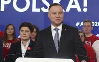 """""""LGBTI ideológia je horšia ako komunizmus,"""" vyhlásil poľský prezident Andrzej Duda"""