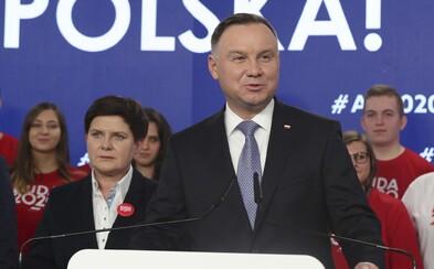 """""""LGBTI ideologie je horší než komunismus,"""" prohlásil polský prezident Andrzej Duda"""