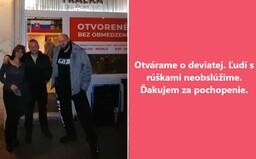 """""""Ľudí s rúškami neobslúžime."""" Prešovská krčma znovu provokuje po tom, čo minulú zimu porušovala lockdown pre nulitné opatrenia"""
