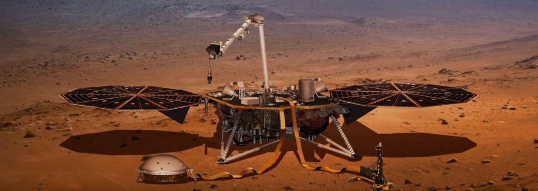 """""""Marsotrasenie"""", teda otrasy pod povrchom Marsu, existujú. Potvrdila to americká sonda"""