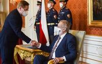 """""""Pozvěte hyeny,"""" prohlásil prezident směrem k novinářům těsně před jmenováním nového ministra zdravotnictví"""