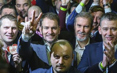 """""""Predpokladám, že v tom čase v centrále už dosť popili"""", povedal Igor Matovič na návrh koalície zmierenia zo strany Smeru"""
