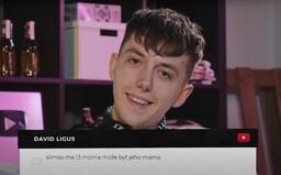 """""""Slimso má 13, Moma môže byť jeho mama."""" Youtuber a raper reaguje na komentáre hejterov"""