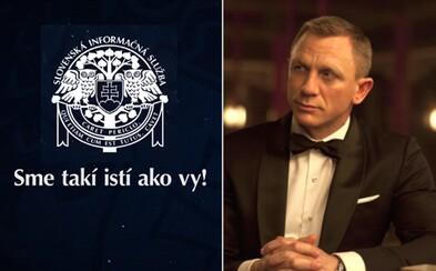 """""""Sme takí istí ako vy. Sme medzi vami."""" Slovenská informačná služba sa propaguje zvláštnym videom o svojej činnosti"""