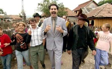 """""""Very nice!"""" Kazachstán si osvojil Boratovu frázi, protože prý stručně a jasně vystihuje krásy krajiny"""