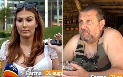 """""""Vlasy majú ako ošťanú slamu, my máme internet a oni len seno."""" Nová Farma vyvoláva vášne súbojom mesta s dedinou"""