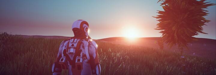 """""""České No Man's Sky"""" si můžete brzy zahrát i vy. Tvůrci slibují boj o přežití, objevování nových světů nebo maximální svobodu ve stavění základny"""