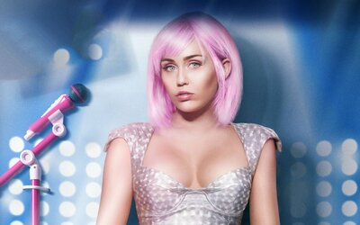 5. séria Black Mirror odhaľuje epizódy so sexy Miley Cyrus či novým Captainom America