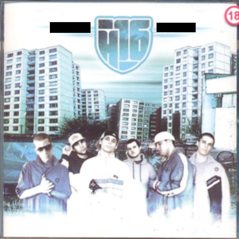 Ako sa volá tento album od H16?