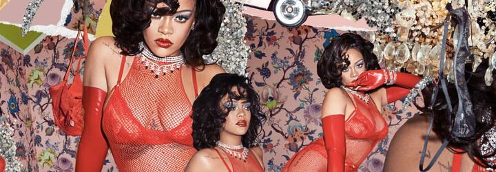 Spodní prádlo SAVAGE x Fenty od Rihanny je oficiálně miliardovým obchodem