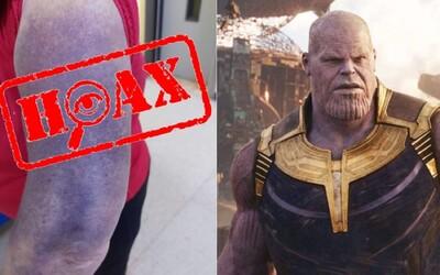 HOAX: AstraZeneca z teba nespraví Thanosa.