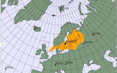 Nad severní Evropou se vznáší tajemný oblak radiace. Nikdo se k jeho původu zatím nepřiznal. Zvýšenou radiaci naměřili v části Ruska, ve Finsku, Švédsku, Norsku i Dánsku.