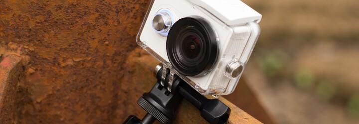 GoPro z Číny. Skutočne ponúka akčná kamera Xiaomi Yi veľa muziky za pár drobných? (Recenzia)