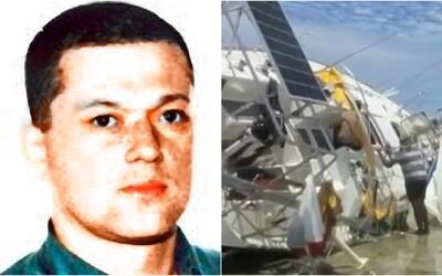 Mafián Deák, ku ktorému mal blízko aj Boris Kollár, je oficiálne mŕtvy. Zahynul na lodi s kokaínom za 92 miliónov.