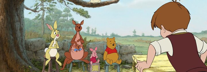 Medvídek Pú se dočká hraného celovečeráku, bude se jmenovat Christopher Robin a natočí ho Marc Foster