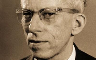 Otec kontaktních čoček slaví narozeniny. Čech Otto Wichterle by oslavli 108 let.