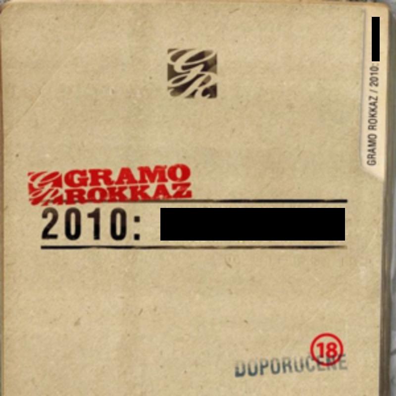 Ako sa volá tento album od Gramo Rokkaz z roku 2010?