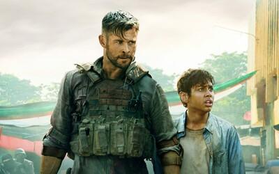 Extraction 2 sa začne natáčať už o pár mesiacov. Vráti sa Chris Hemsworth?