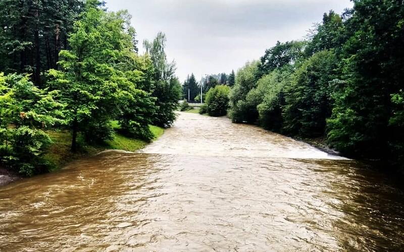 Jeden ze zaměstnanců čistírny u Bečvy spáchal sebevraždu.