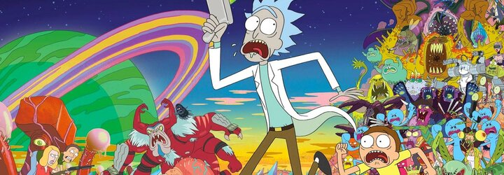 LSD nerobí Rickovy a Mortymu dobre, no pre nás divákov to značí ďalšiu psycho vesmírnu jazdu
