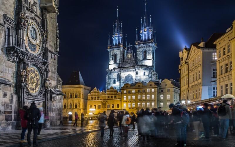 Praha byla zvolena nejkrásnějším městem na světě. Rozhodlo o tom 27 tisíc hlasujících.