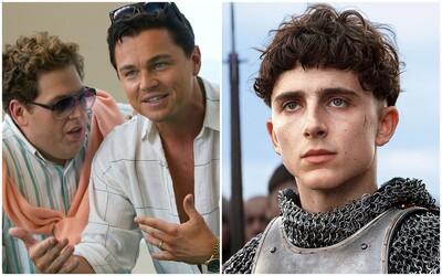 Leonardo DiCaprio, Timotheé Chalamet, Jonah Hill a Ariana Grande si zahrajú v epickom vesmírnom sci-fi od Netflixu
