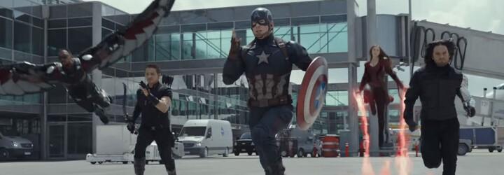 Avengeri prejdú v Civil War veľkými charakterovými zmenami. Pôjdu proti sebe aj na smrť?