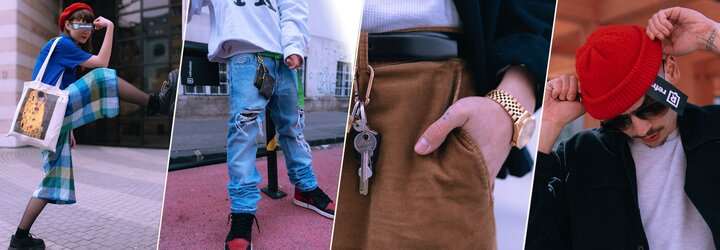 Dalyb sa chystá vypredať svoj šatník, Slováci nakupujú basic veci. Móda z ulíc opäť nazrela do štýlu mladých ľudí