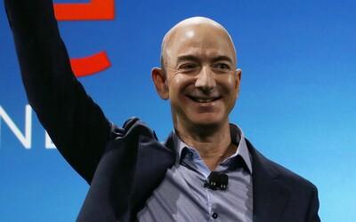 Jeff Bezos je ještě bohatší než před rozvodem. Výší majetku překonal svůj předešlý rekord.