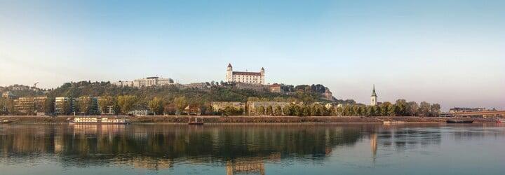 Mrakodrap, diaľnica, most, aj celé mestské štvrte. V roku 2030 bude Bratislava vyzerať úplne inak