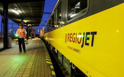 Vlakem do Belgie, Nizozemka nebo rakouských Alp. RegioJet expanduje dále do Evropy.