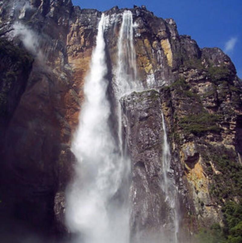 Ako sa volá najdlhší vodopád na svete?