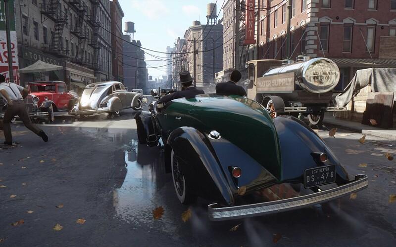 Remake Mafie 1 vyjde koncem srpna. Dočkáme se vylepšené grafiky a brutální hratelnosti.