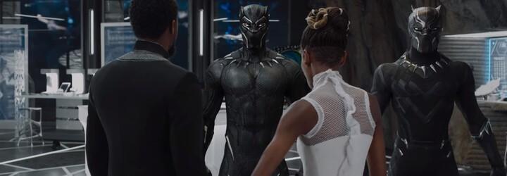 Kráľ musí povstať, aby mala Wakanda svojho ochrancu. Black Panther čelí v ďalších sľubných záberoch nepriateľom na viacerých frontoch