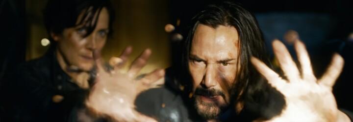 Prvý trailer na Matrix 4: Epická akcia, Keanu Reeves a sci-fi scény, ktoré nás v kine posadia na zadok