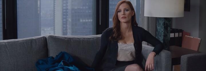 Hriešne zvodná Jessica Chastain rozbieha v traileri pre drámu Molly's Game sieť tých najexkluzívnejších pokerových herní na svete