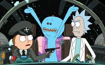 Rick a Morty sa po 2 rokoch vrátili v úžasnej prvej epizóde 4. série. Robia si srandu z fašistov aj lásky