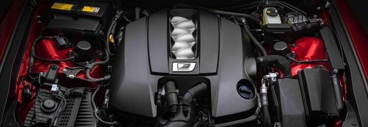 Nové IS 500 F Sport Performance od Lexusu dostalo pětilitrovou atmosféru. V Evropě se ale prodávat nebude