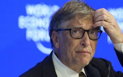 """Bill Gates tvrdí, že je třeba zavřít do karantény celé USA, ne jen stát po státu. """"Čím dříve se celá země uzavře do karantény, tím dříve dosáhneme vrcholu pandemie."""" vysvětluje."""