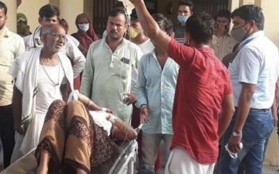 Muž v Indii prerezal žene brucho, aby zistil, či čaká chlapca