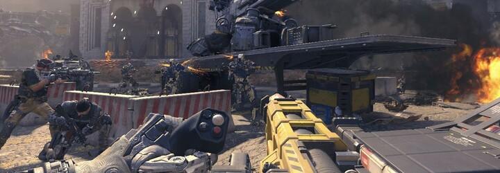 Call of Duty: Black Ops 3 odhaluje nebezpečnou budoucnost plnou uvědomělé AI