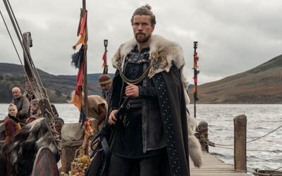 Vikings: Valhalla je nová éra Vikingů na Netflixu. Hned v prvním traileru jsou všichni od krve.