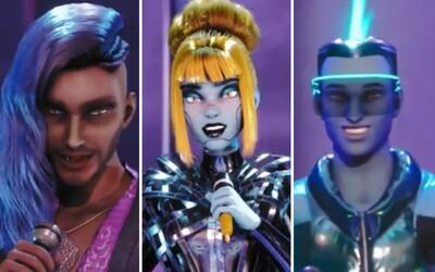 Namiesto ľudí vystúpia virtuálne avatary. Hudobná šou Alter Ego bude prelomová a poriadne bizarná.