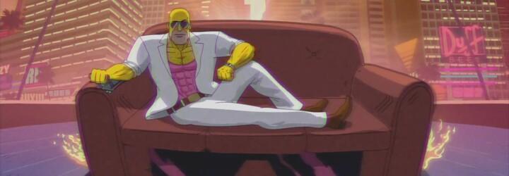 Najnovší couch gag zo Simpsonovcov vzdáva česť starým hollywoodskym akčným klasikám