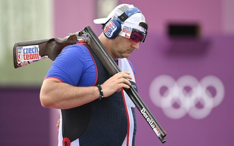 Češi mají další dvě medaile z olympiády! Jiří Lipták má zlato z trapu, stříbrným je ve stejné disciplíně David Kostelecký.