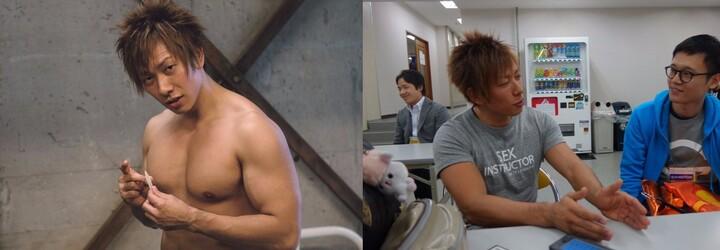 Nejtvrději pracující muž v porno průmyslu. Japonec Shimiken točí i 7 hodin denně a neštítí se ničeho