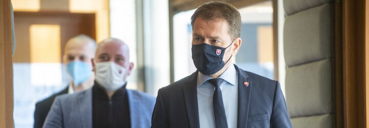 Slovenský premiér Igor Matovič se omluvil za nevhodný vtip o Ukrajině