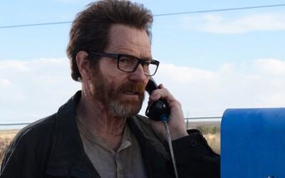 Je Walter White naozaj po smrti? Tvorca Breaking Bad prezradil, či ho v El Camino uvidíme živého