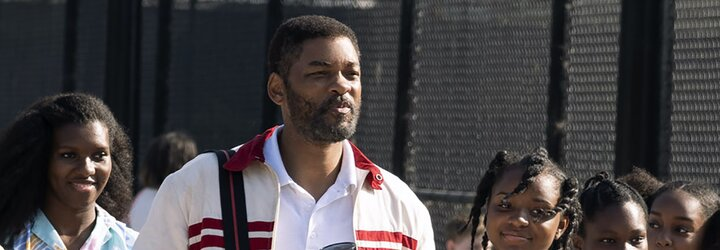 Will Smith je v novém filmu otcem Sereny a Venus Williams. Sleduj emotivní trailer na chystané sportovní drama